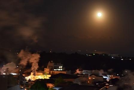 湯煙と月光 web
