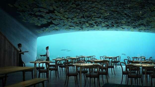 海底レストランUnder