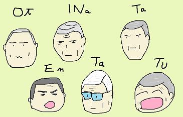 同窓会実行委員