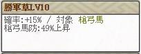 特 小山田Lv10
