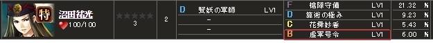 特 沼田S2