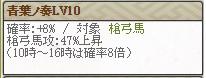 青柳Lv10