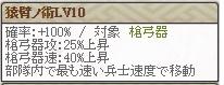 佐助Lv10