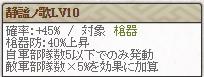 細川幽斎Lv10