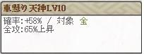 復刻天 謙信Lv10