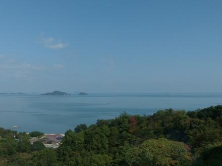 休暇村 瀬戸内東予 付近からの眺め 1