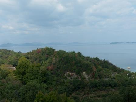 休暇村 瀬戸内東予 付近からの眺め 3