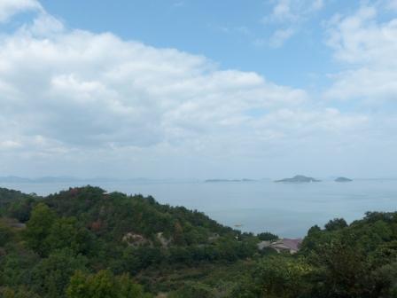 休暇村 瀬戸内東予 付近からの眺め 4