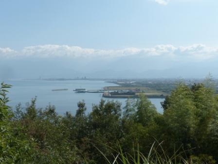 休暇村 瀬戸内東予 付近からの眺め 5