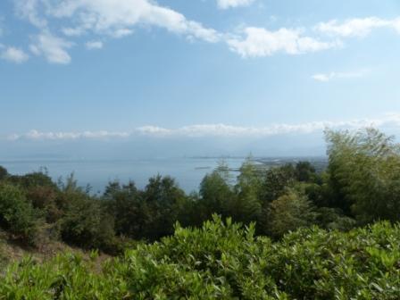 休暇村 瀬戸内東予 付近からの眺め 6