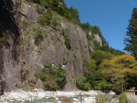 面河渓 8