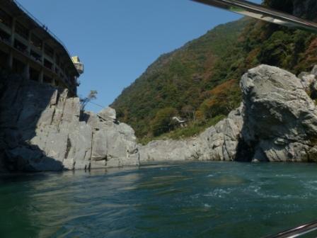 大歩危峡 2