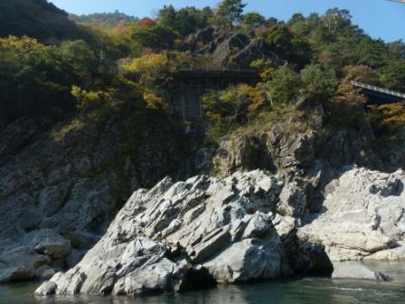 大歩危峡 5