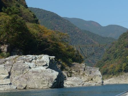 大歩危峡 7
