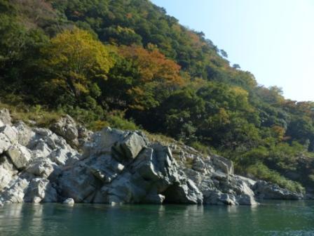 大歩危峡 10