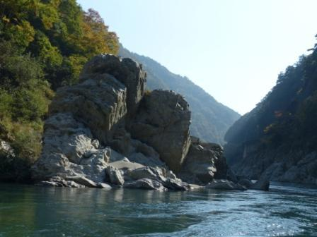 大歩危峡 11