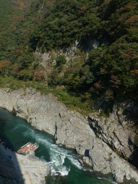 大歩危峡 16