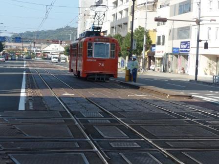 伊予鉄道・高浜線 大手町駅 3