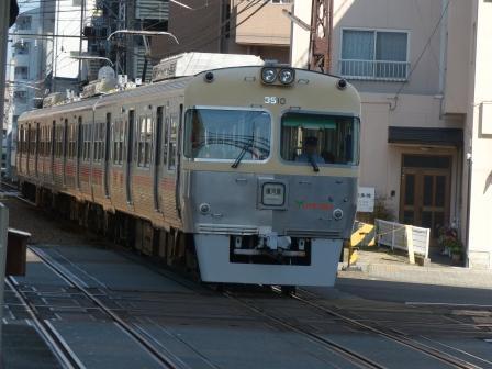 伊予鉄道・高浜線 大手町駅 8