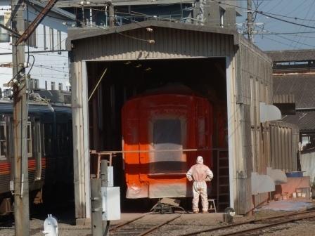 伊予鉄道・高浜線 古町駅 3
