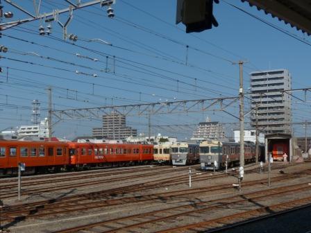 伊予鉄道・高浜線 古町駅 2