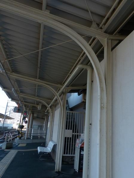 伊予鉄道・高浜線 古町駅 4