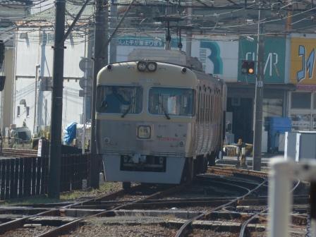 伊予鉄道・高浜線 古町駅 6