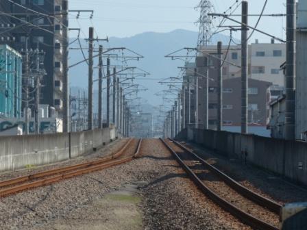 伊予鉄道・高浜線 衣山駅 4