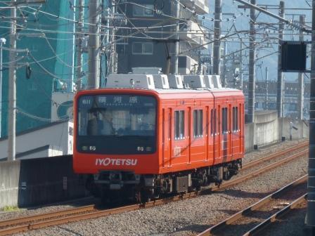 伊予鉄道・高浜線 衣山駅 5