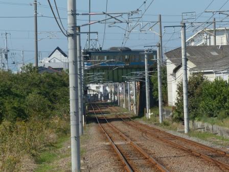 伊予鉄道・高浜線 西衣山駅 3