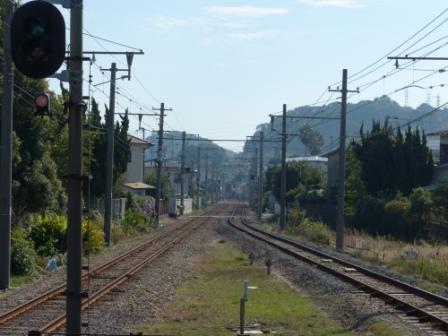 伊予鉄道・高浜線 山西駅 2