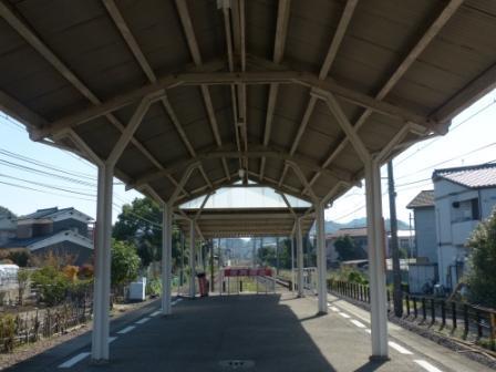 伊予鉄道・高浜線 山西駅 3