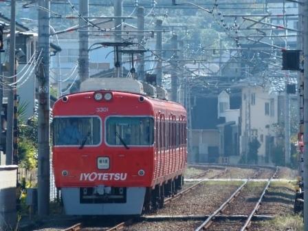 伊予鉄道・高浜線 山西駅 4