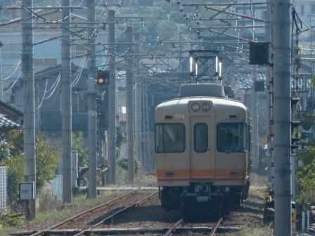 伊予鉄道・高浜線 山西駅 5