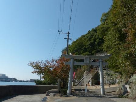 湊三嶋大明神社 1