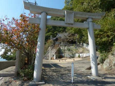 湊三嶋大明神社 2