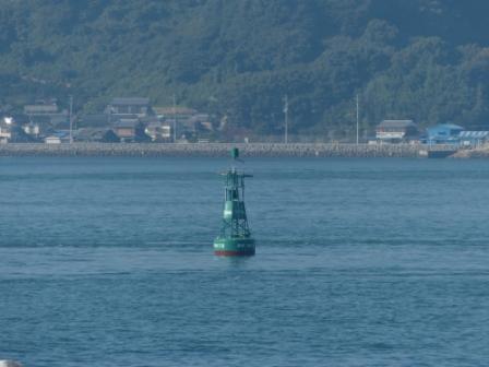松山観光港 からの眺め 1