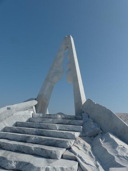 耕三寺 未来心の丘 4