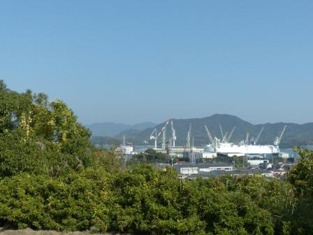 耕三寺 未来心の丘 9 (眺め)