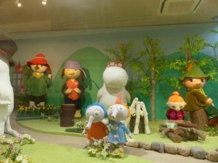 タオル美術館 ムーミンの世界展 2