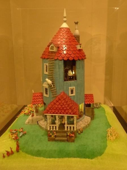 タオル美術館 ムーミンの世界展 3