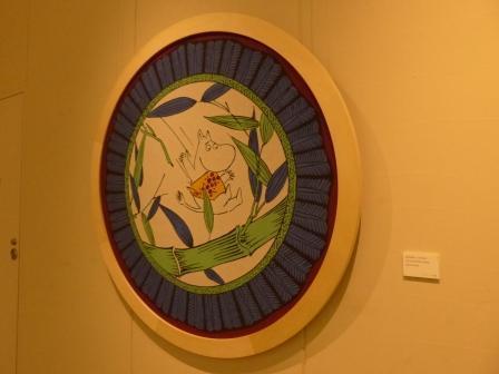 タオル美術館 ムーミンの世界展 4