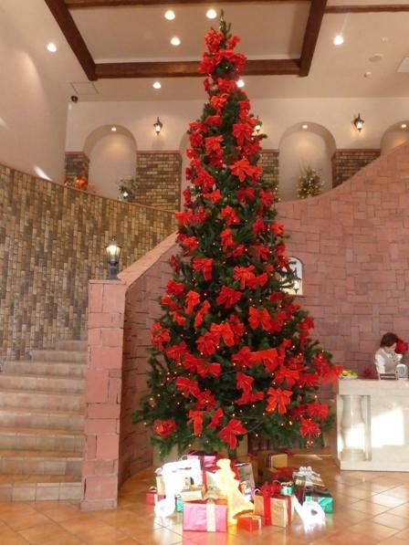 タオル美術館 クリスマスツリー