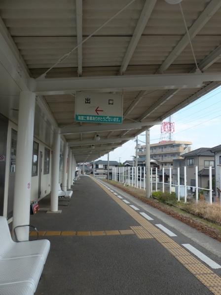 伊予鉄道・郡中線 郡中駅 2