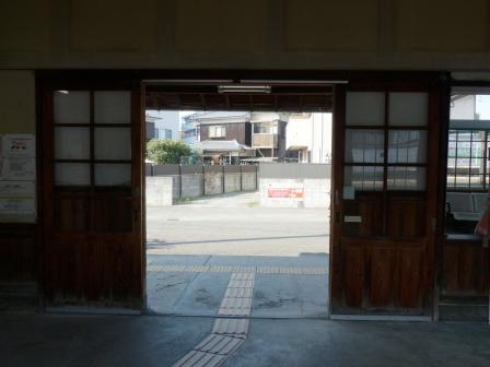 伊予鉄道・郡中線 松前駅 5