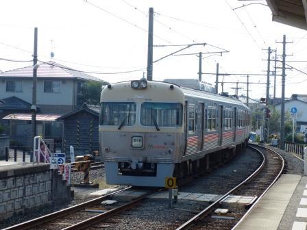 伊予鉄道・郡中線 松前駅 10