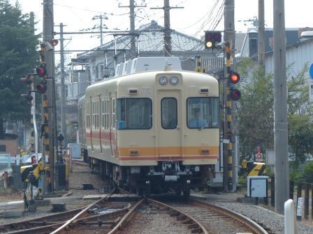 伊予鉄道・郡中線 松前駅 11