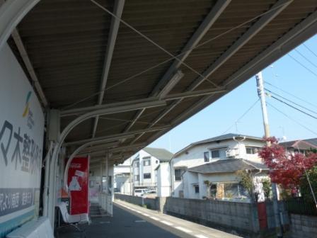 伊予鉄道・郡中線 鎌田駅 2