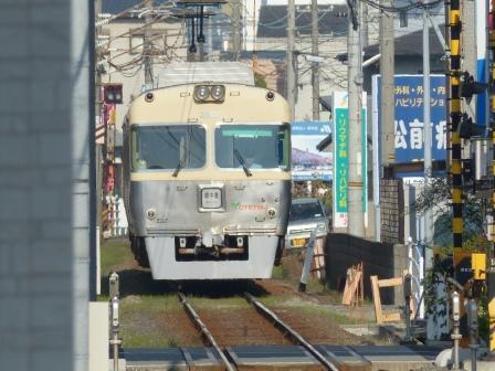 伊予鉄道・郡中線 鎌田駅 3