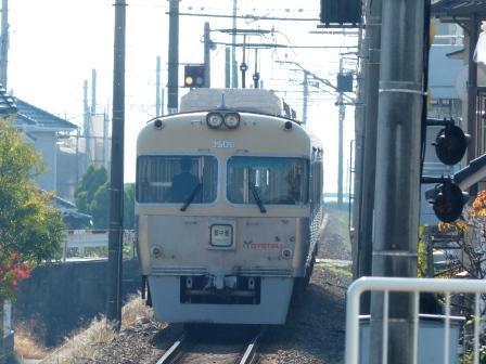 伊予鉄道・郡中線 鎌田駅 4